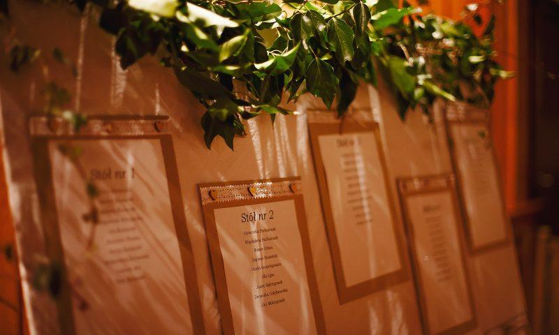 Dekoracje – galeria szczudło – sala weselno konferencyjna bankietowa